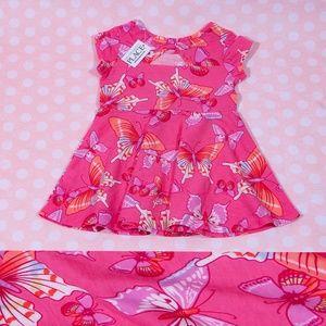 Butterfly Girls dress